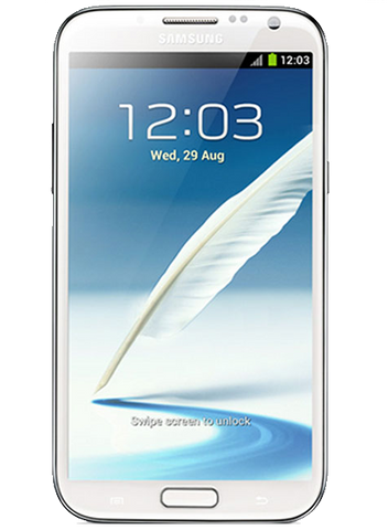 Samsung Galaxy Note 2 Screen Protectors by cellhelmet
