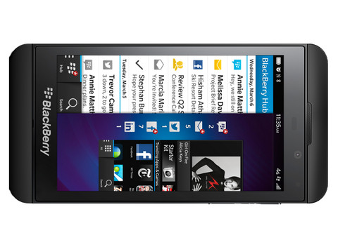 Blackberry Z10 Screen Protectors by cellhelmet