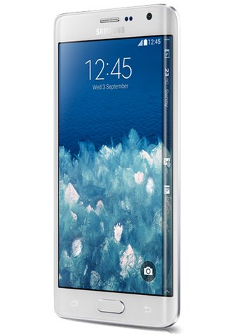 Samsung Galaxy Note Edge Screen Protectors by cellhelmet