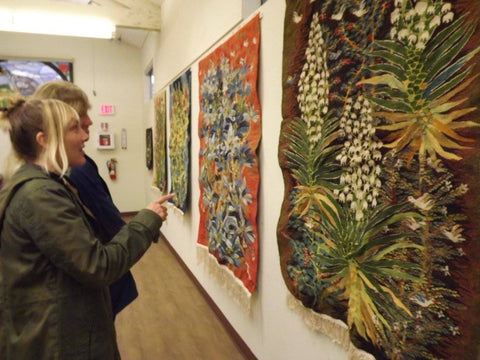 Garden Tapestry Exhibition