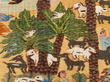 Nadra Aziem, Palms, Pond and Sheep, P15