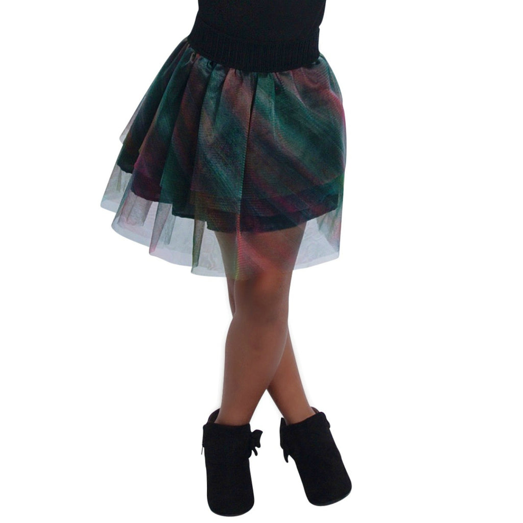 Rocker Plaid Tutu Skirt | Girls - Shop Clothes For Women and Kids | Ennyluap