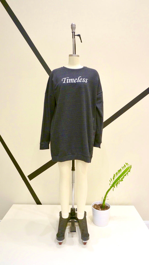 Timeless Sweatshirt Dress - Shop Clothes For Women and Kids | Ennyluap