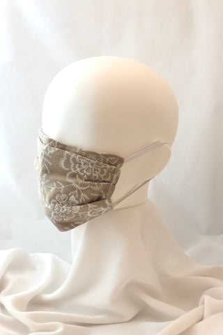 Face Mask with Nose Wire