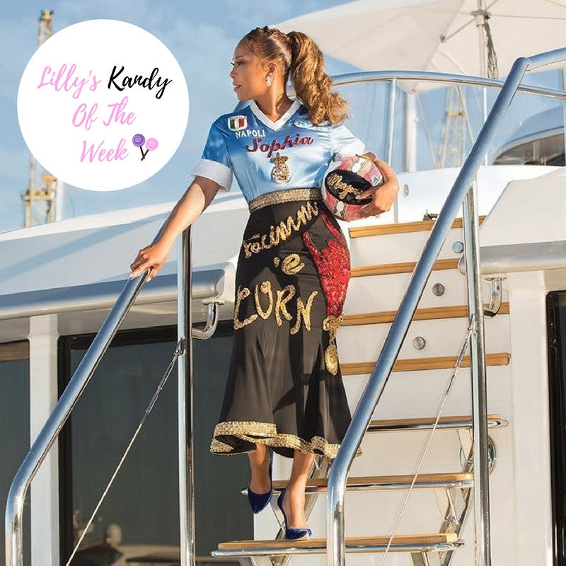 Lilly's Kandy Of The Week: Marjorie Harvey