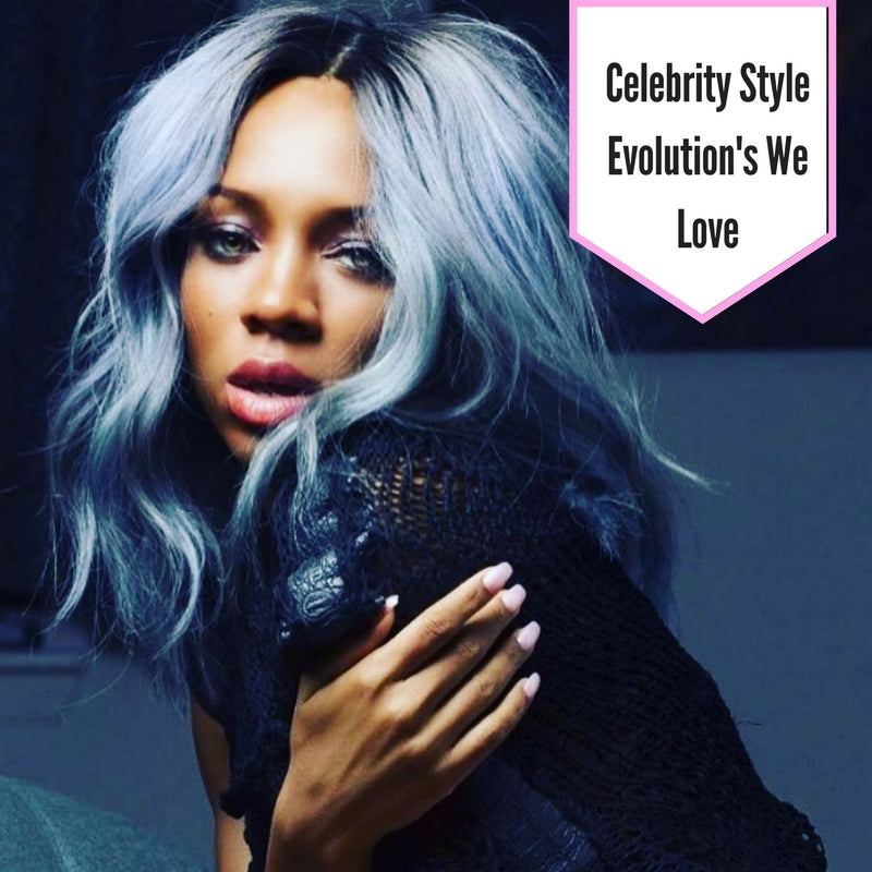 Celebrity Style Evolution's We Love