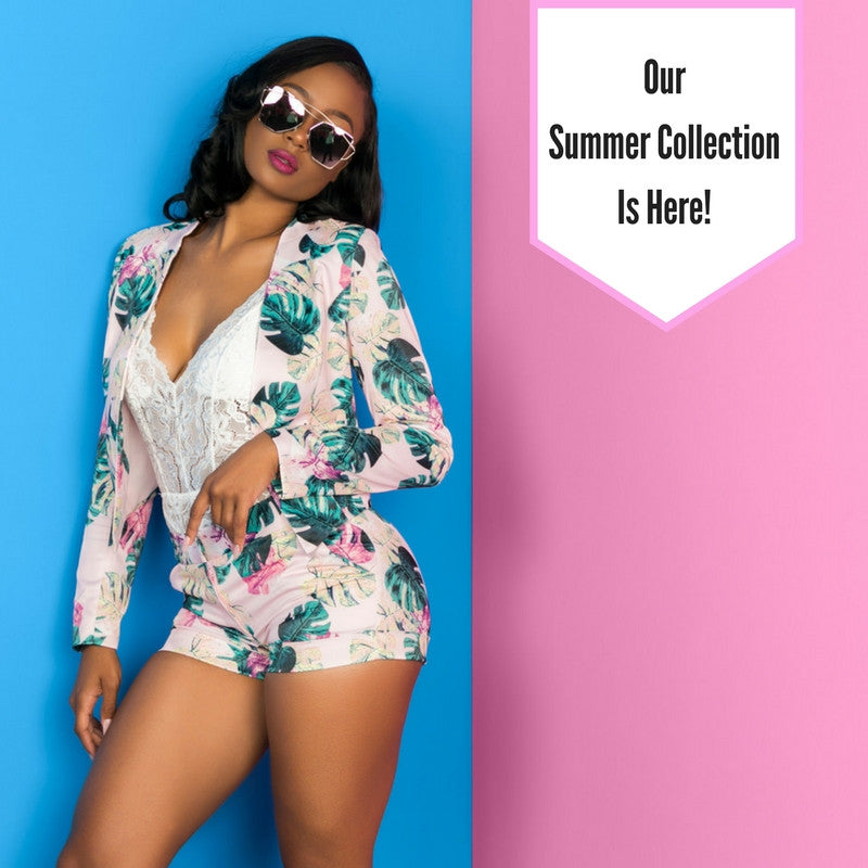 Our Summer Collection Is Here!