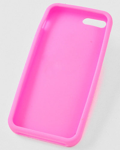 Pink/White Bow Case (IPHONE 5)