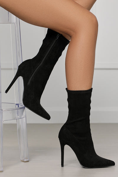 Estella Bootie (Black)