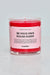 Be Your Own Sugar Daddy Candle (Red)