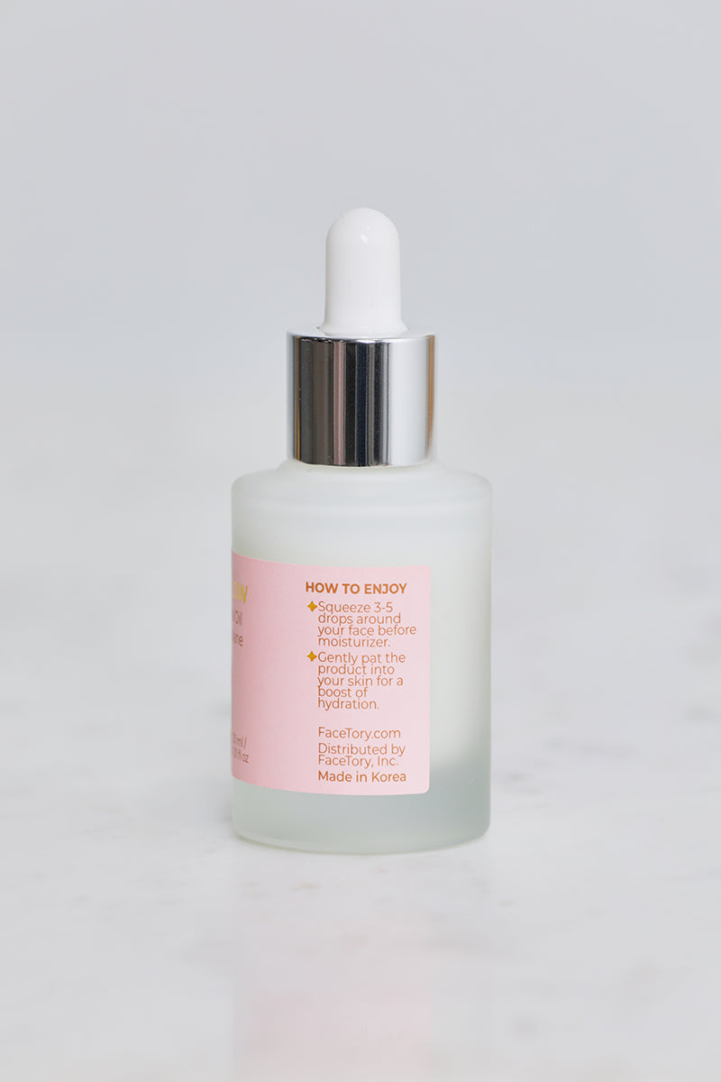FACETORY Calming Glow Weightless Face Oil