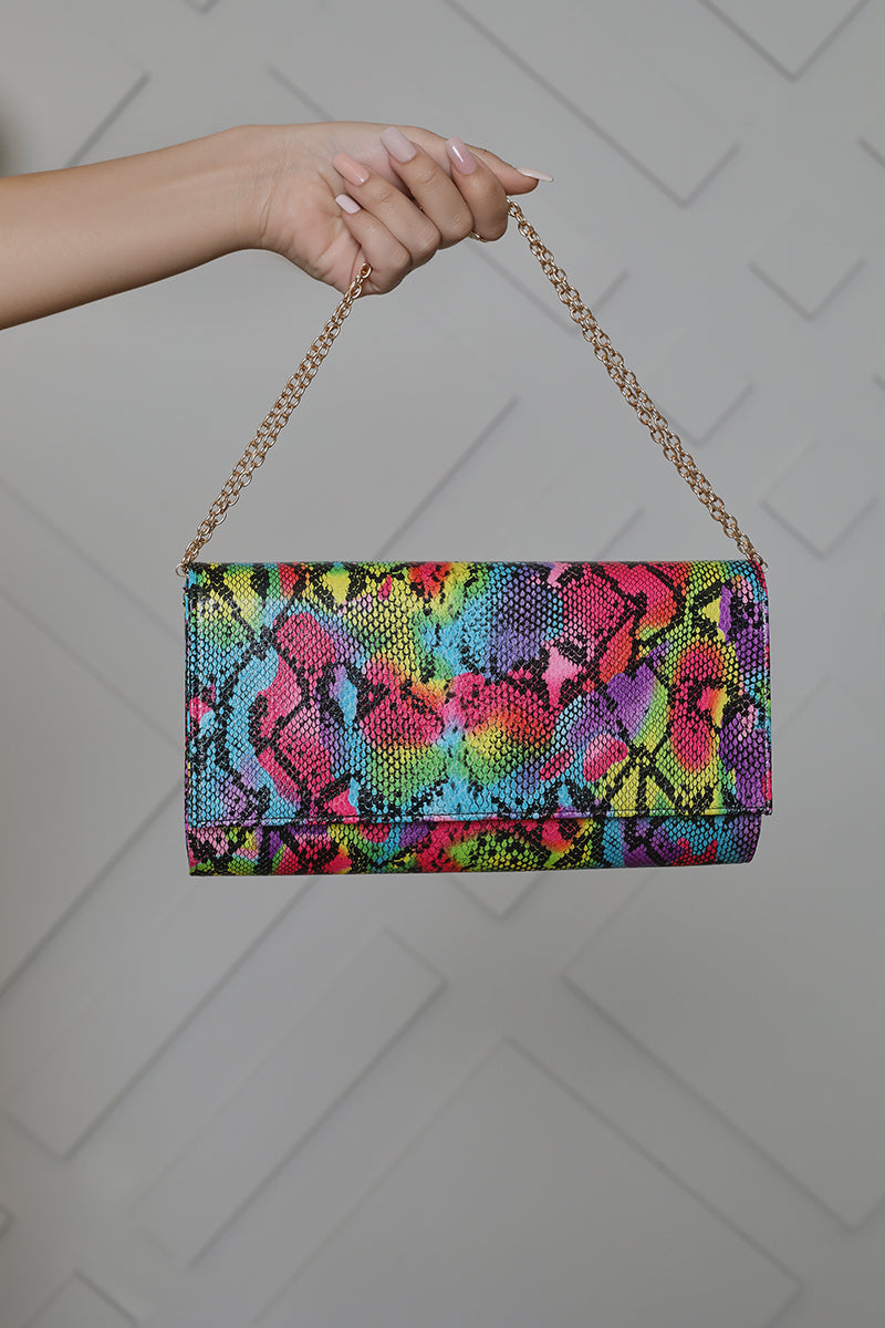 Rainbow Multi Clutch