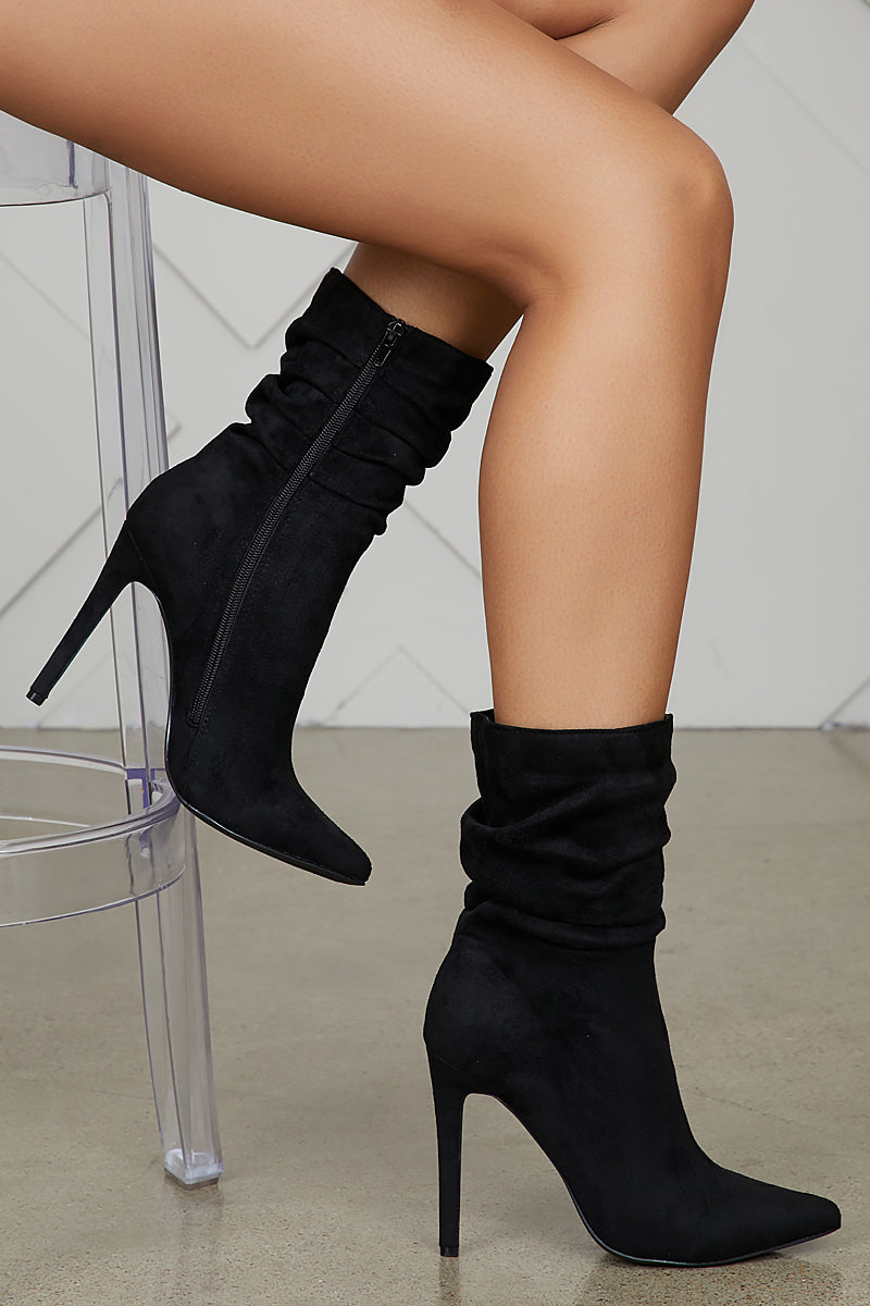 Liana Booties (Black)
