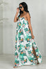Let It Flow Garden Maxi Dress