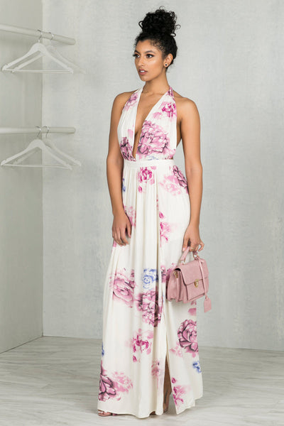 Freshly Bloomed Maxi Dress