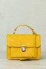 Sophia Structured Bag (Yellow)