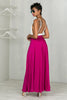 Twirl Maxi Skirt (Fuchsia)- FINAL SALE