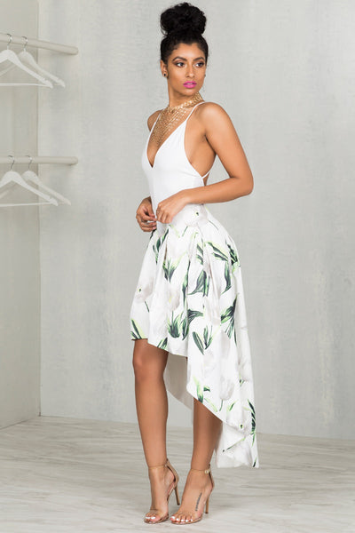 Garden Of Love Skirt- FINAL SALE