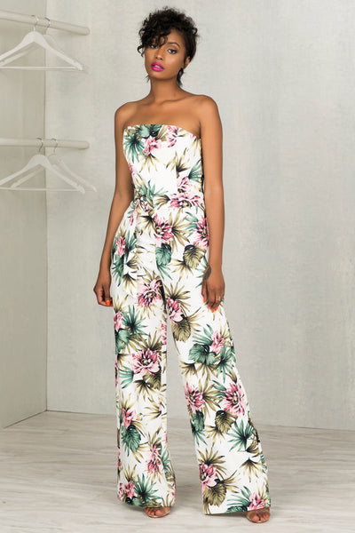 Waikiki Jumpsuit- FINAL SALE