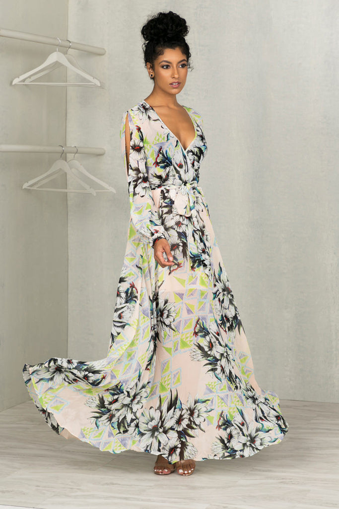 Gone With The Wind Maxi Dress