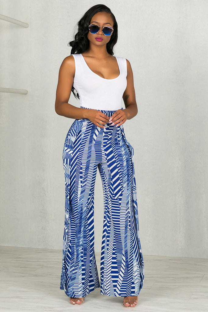 Ride The Wave Wide Leg Pants