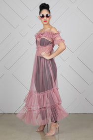 Tulle Pink Dress