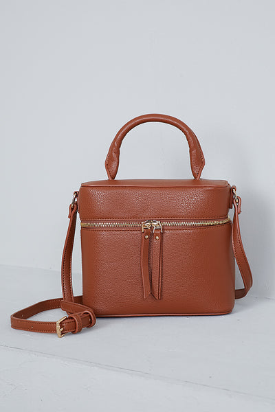 Rogue Crossbody Bag (Brown)