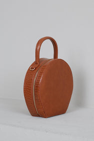 Circle Around Bag (Cognac)