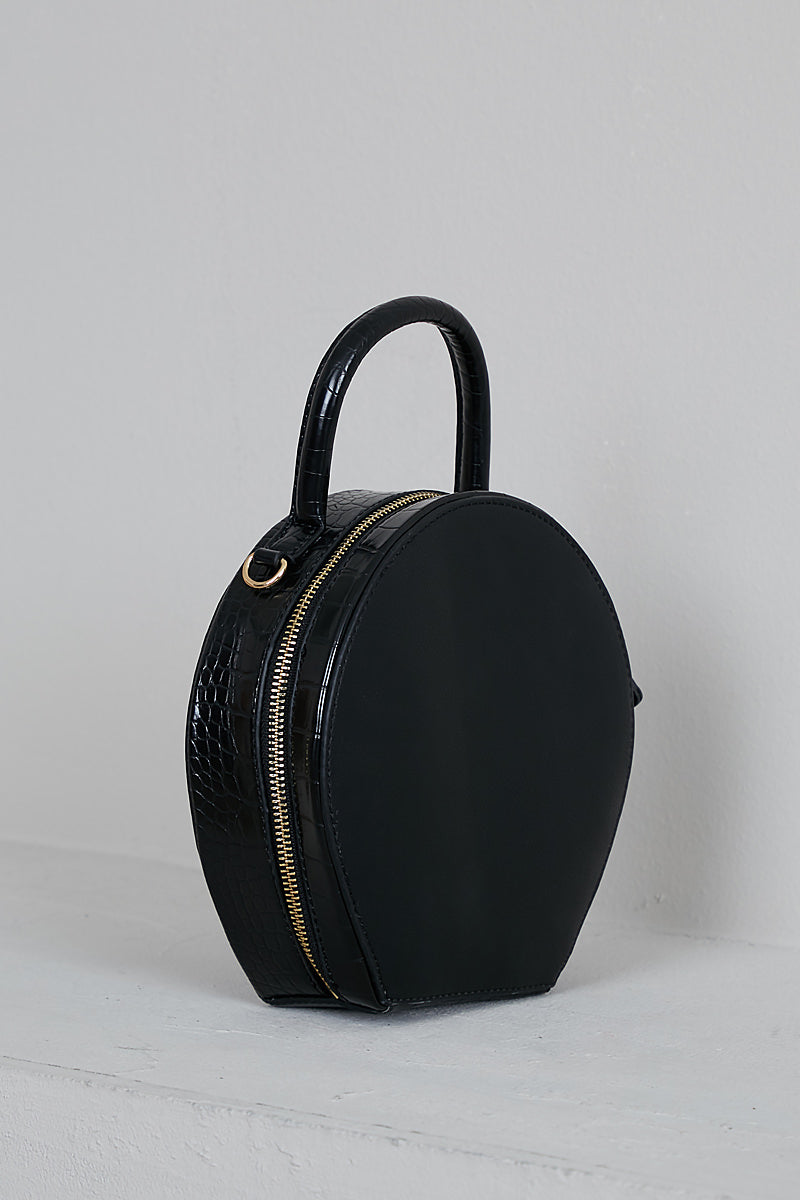 Circle Around Bag (Black)