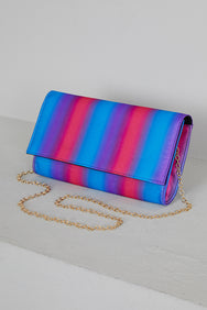 Cotton Candy Multi Color Bag