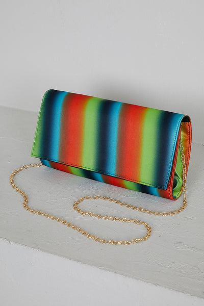 Sunset Multi Color Bag