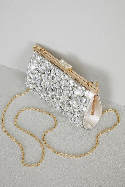 Blinged Out Clutch