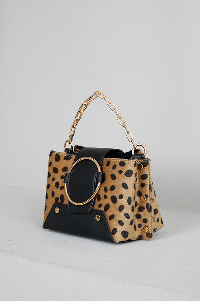 Leopard Mini Bag - FINAL SALE