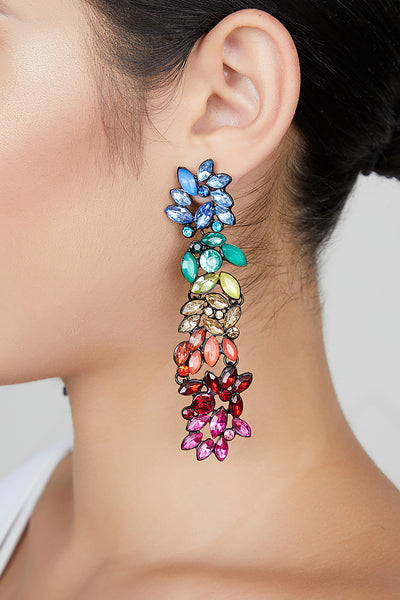 Over The Rainbow Jewel Earrings
