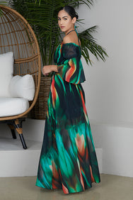 Summer Nights Maxi Dress- FINAL SALE