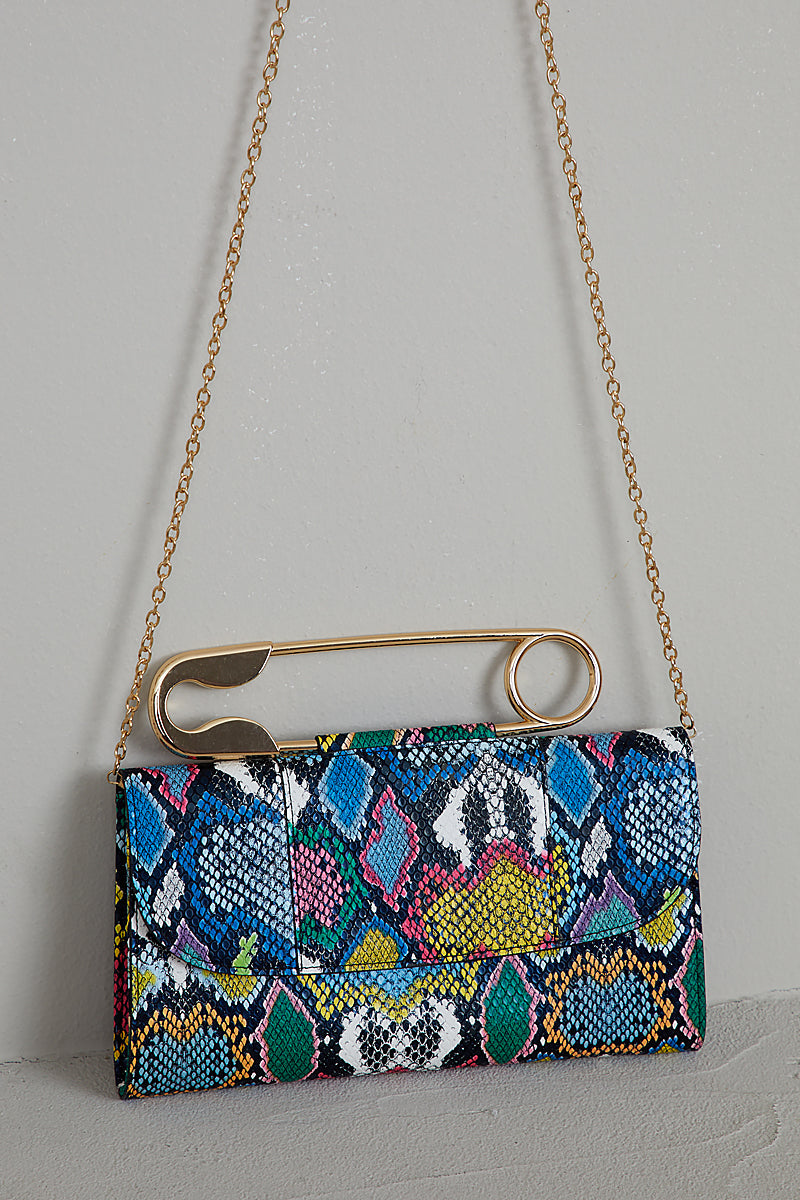 Safety Pin Multi Snake Clutch