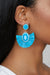 Feeling Blue Earrings