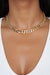 Cuban Link Gold Chain Choker