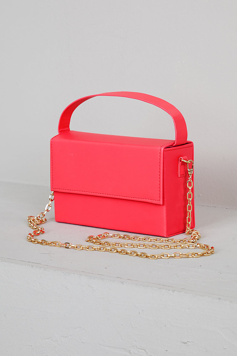 Box Out Bag (Neon Pink)