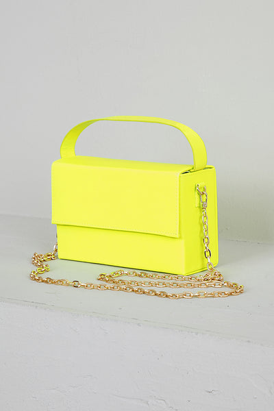 Box Out Bag (Neon Yellow) - FINAL SALE