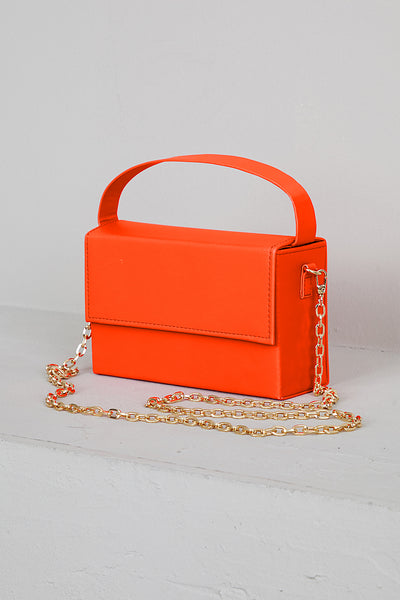Box Out Bag (Neon Orange) - FINAL SALE