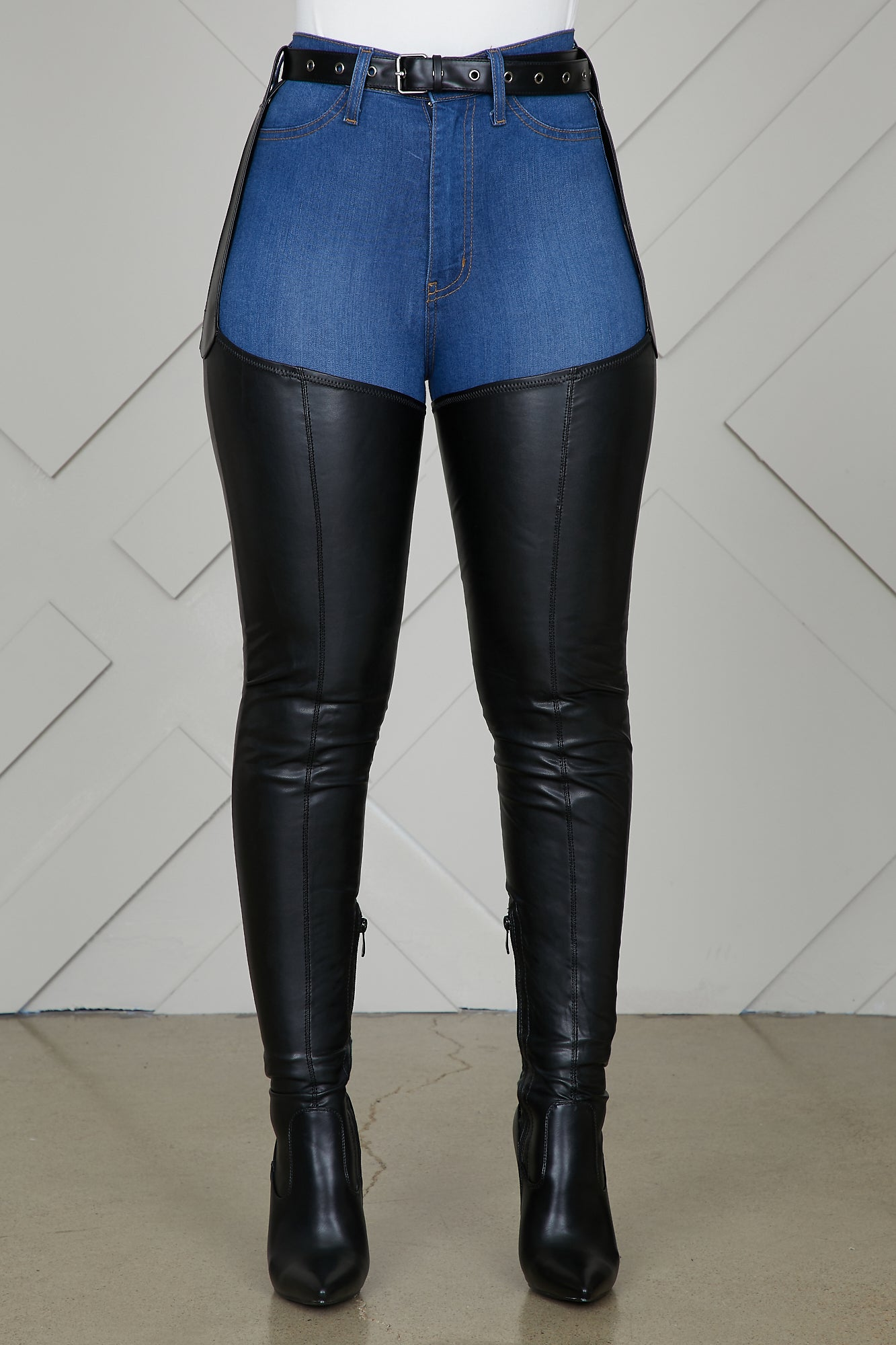Thigh High Boots For Plus Size Legs