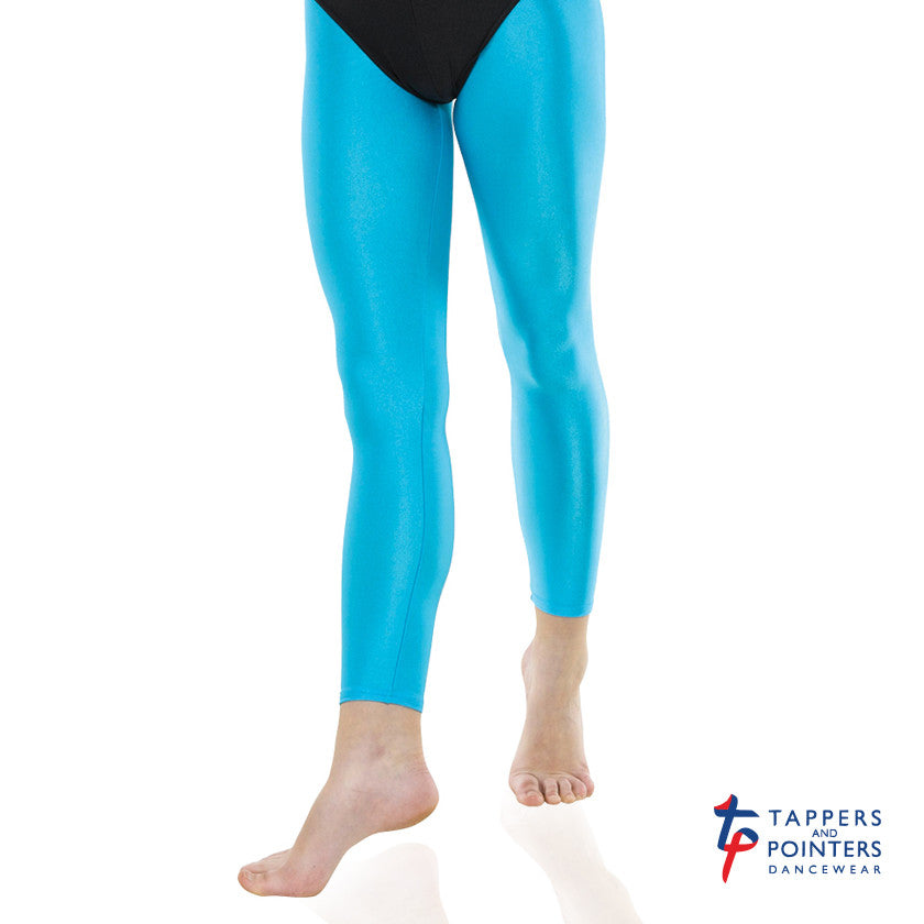 c63a8a02ede3a Tappers and Pointers Nylon/Lycra Footless Leggings/Tights | Kickz ...