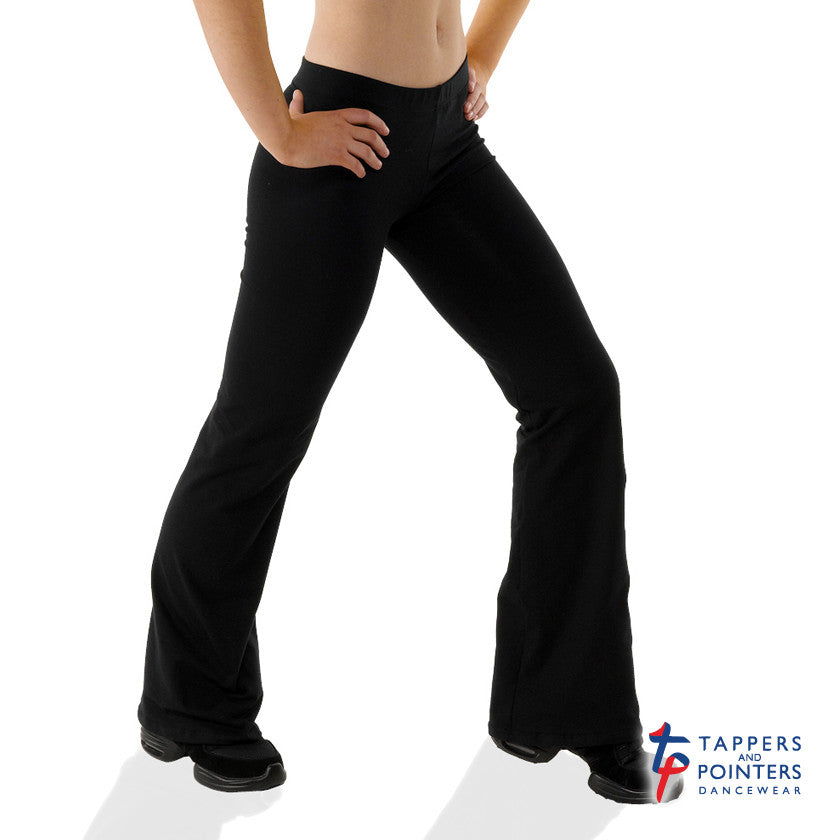 Womens V Waist Jazz Pant | Jazz pants