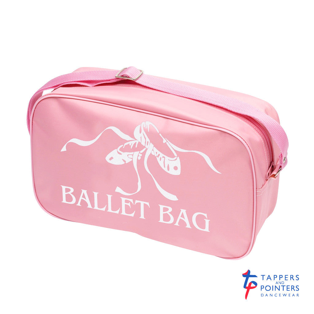 9947cfe382 Tappers and Pointers Shoulder Bag With Ballet Bag Motif