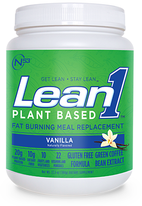 Lean1 Plant Based Fat Burning Meal Replacement