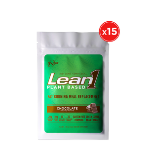 Lean1 Plant-Based 15-Serving Packets bundle