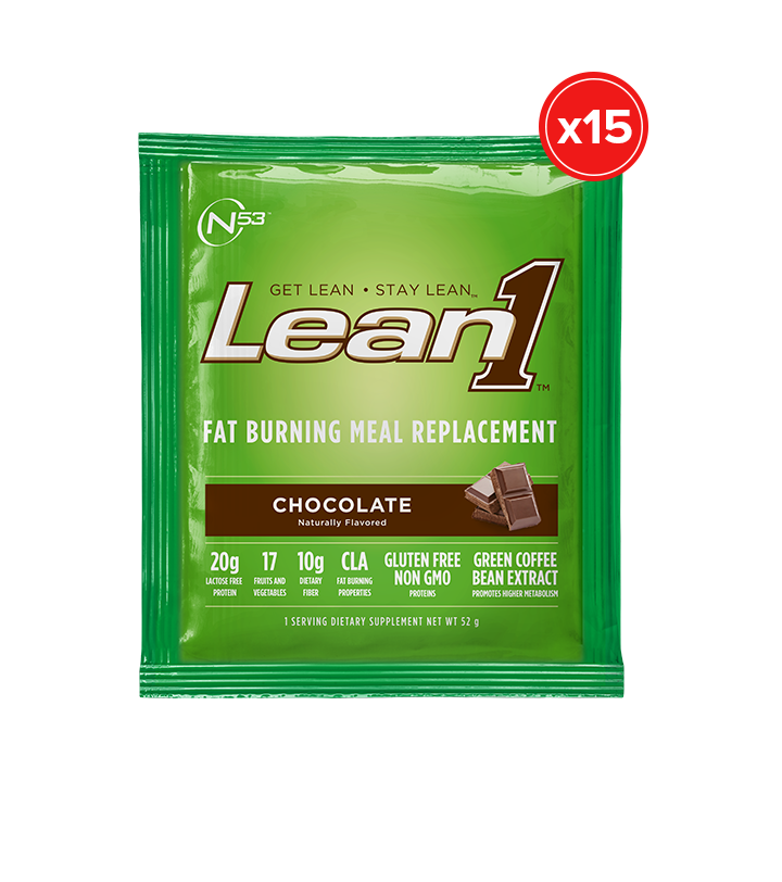 Lean1 15-Serving Packets