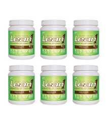 Lean1 Chocolate 10-serving tubs (6 tubs)