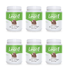 Lean1 Chocolate (6 tubs)